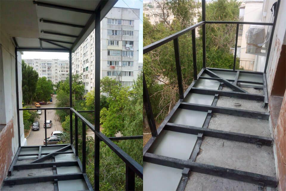 Застеклить балкон севастополь цена балконы ремонт