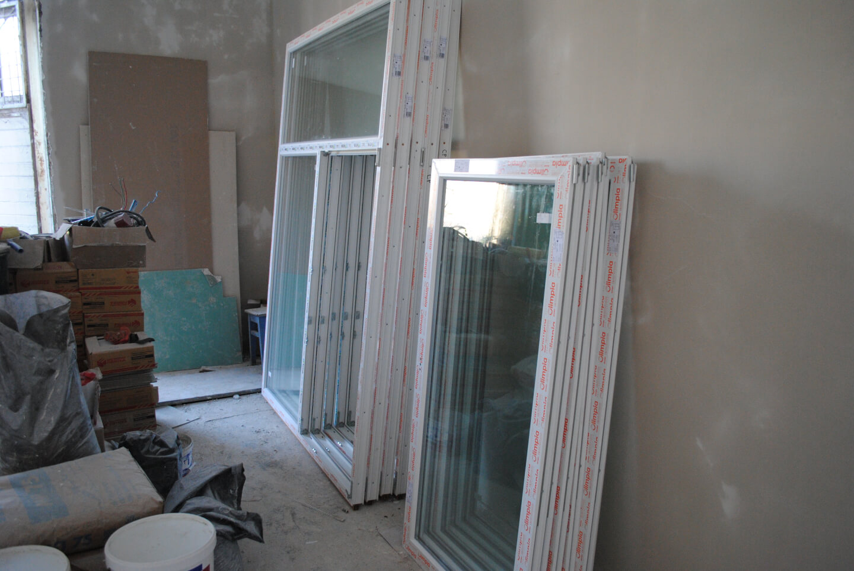 Окна, готовые к установке