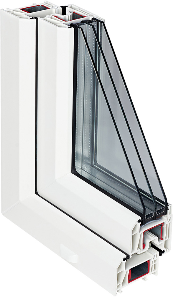 Окна Рехау Грацио в Севастополе. Rehau Grazio