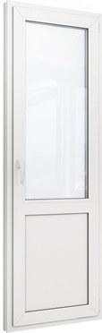 Пластиковая дверь балконная Севастополь