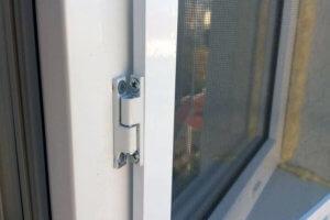 Дверная москитная сетка на петлях в Севастополе