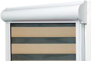 Рулонные шторы зерба закрытой системы в Севастополе