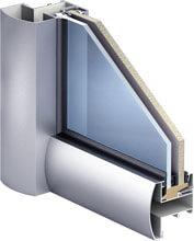 Алюминивые окна ALT VC65 в Севастополе
