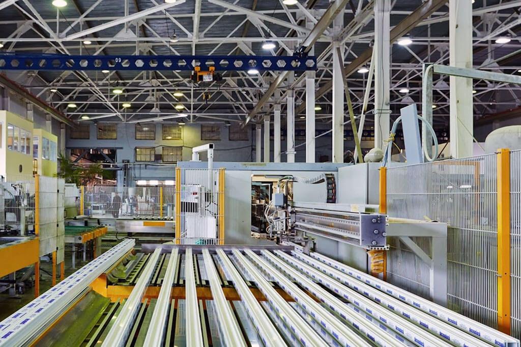 Завод Горница