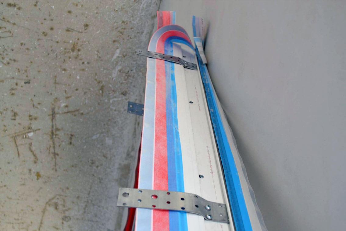 Гидробарьер и паробарьер для защиты пенного шва при монтаже окон